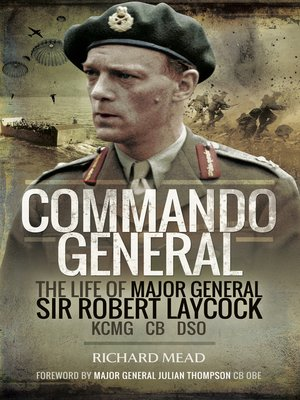cover image of Commando General