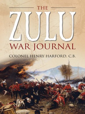 cover image of The Zulu War Journal