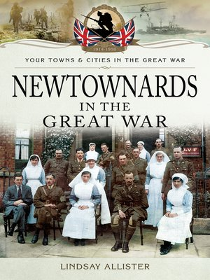 cover image of Newtownards in the Great War