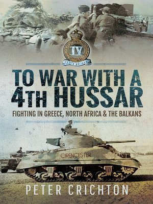 cover image of To War with a 4th Hussar