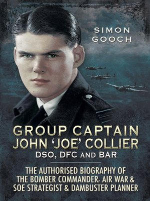 cover image of Group Captain John 'Joe' Collier DSO, DFC and Bar