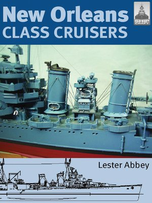 cover image of New Orleans Class Cruisers