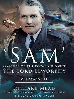 cover image of 'SAM' Marshal of the Royal Air Force the Lord Elworthy