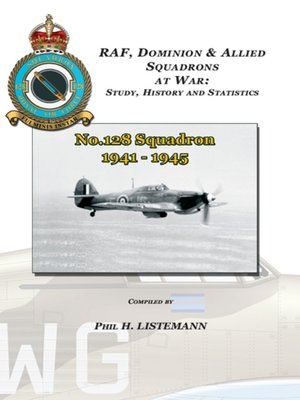 cover image of No. 128 Squadron 1941-1945