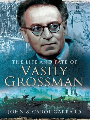 cover image of The Life and Fate of Vasily Grossman