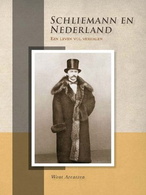 cover image of Schliemann en Nederland