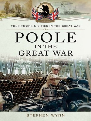 cover image of Poole in the Great War