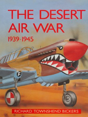cover image of The Desert Air War 1939 – 1945