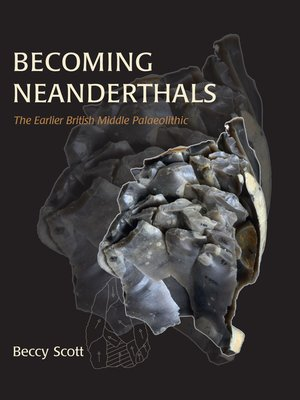 cover image of Becoming Neanderthals