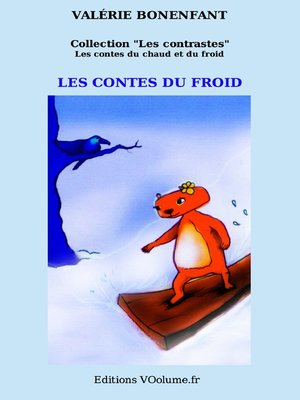cover image of Contes du froid
