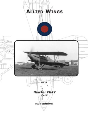 cover image of Hawker Fury, Part 2