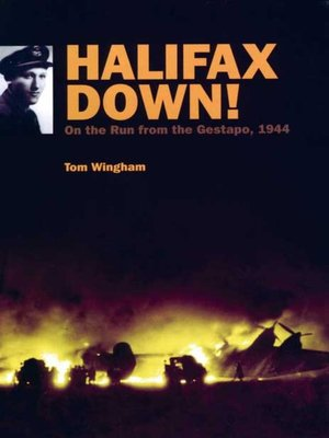 cover image of Halifax Down!
