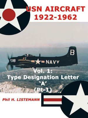 cover image of USN Aircraft 1922-1962