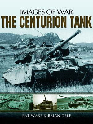 cover image of The Centurion Tank