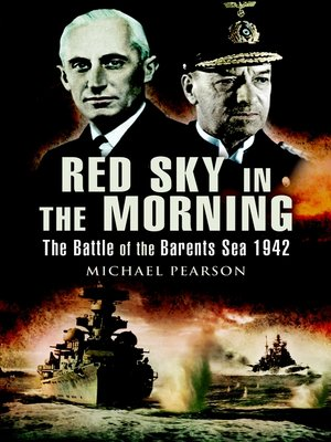 cover image of Red Sky in the Morning