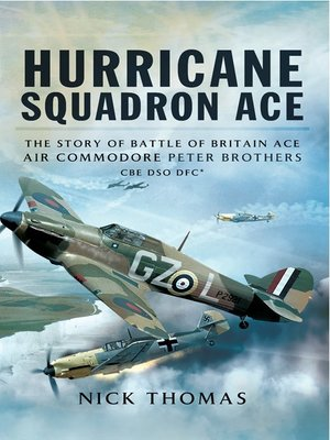 cover image of Hurricane Squadron Ace