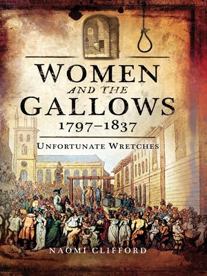 cover image of Women and the Gallows 1797–1837