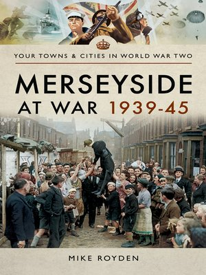 cover image of Merseyside at War 1939–45