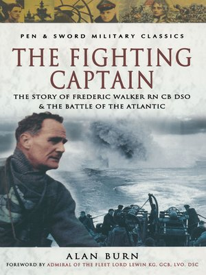 cover image of The Fighting Captain