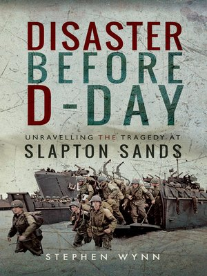 cover image of Disaster Before D-Day