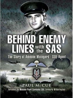 cover image of Behind Enemy Lines with the SAS