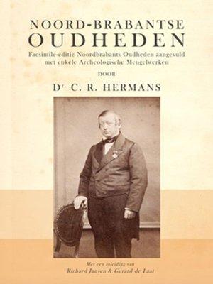 cover image of Noord-Brabantse Oudheden
