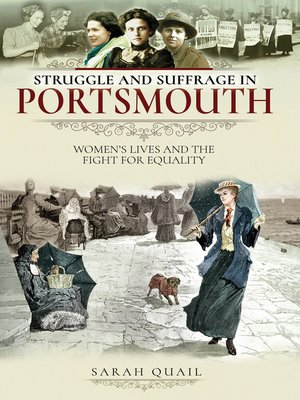 cover image of Struggle and Suffrage in Portsmouth