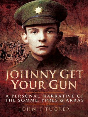 cover image of Johnny Get Your Gun