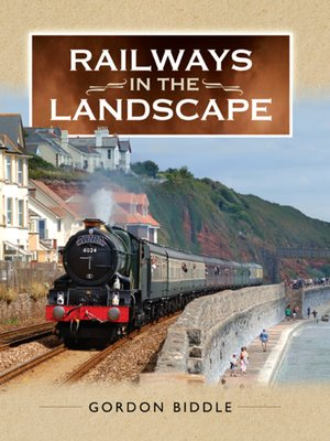 cover image of Railways in the Landscape