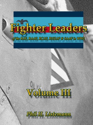 cover image of Fighter Leaders of the RAF, RAAF, RCAF, RNZAF & SAAF in WW2