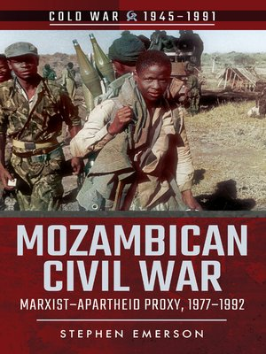 cover image of Mozambican Civil War
