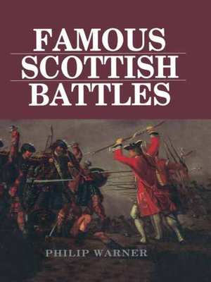 cover image of Famous Scottish Battles