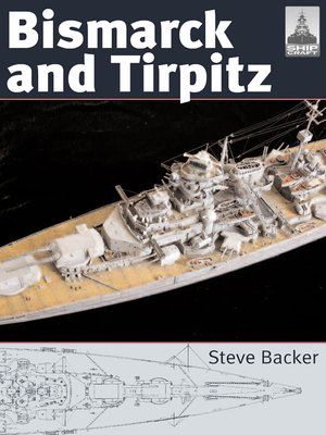 cover image of Bismarck and Tirpitz