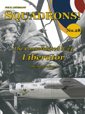 cover image of The Consolidated B-24 Liberator