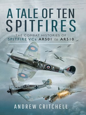 cover image of A Tale of Ten Spitfires