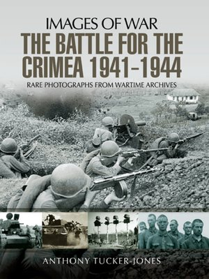 cover image of The Battle for Crimea 1941-1944
