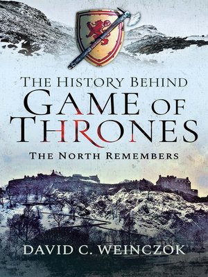 cover image of The History Behind Game of Thrones