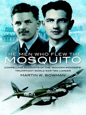 cover image of Men Who Flew the Mosquito