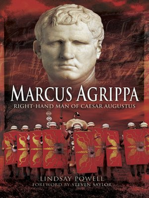 cover image of Marcus Agrippa