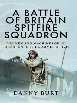 cover image of A Battle of Britain Spitfire Squadron