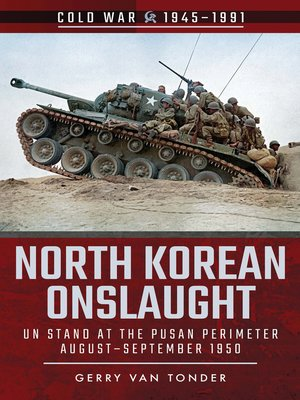 cover image of North Korean Onslaught