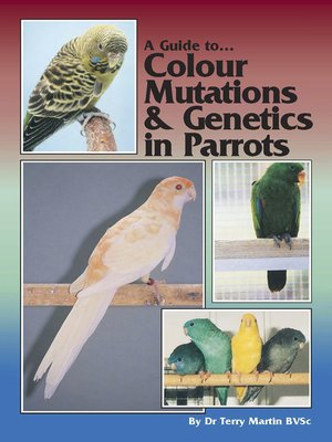 cover image of A Guide to Colour Mutations and Genetics in Parrots