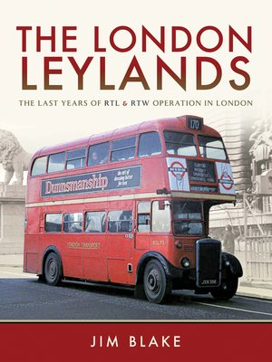 cover image of The London Leylands