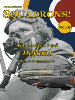 cover image of The Boulton Paul Defiant