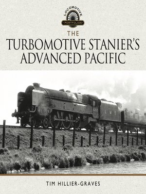 cover image of The Turbomotive