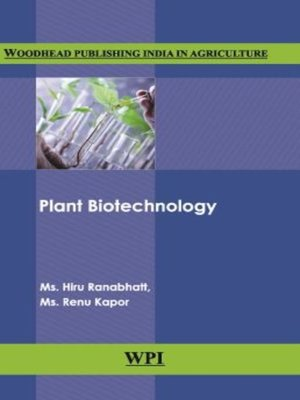 cover image of Plant Biotechnology