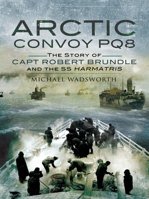 cover image of Arctic Convoy PQ8