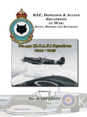 cover image of No. 441 (RCAF) Squadron 1944-1945