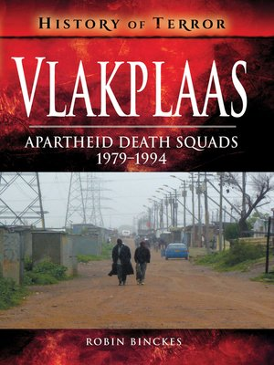 cover image of Vlakplaas