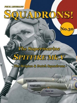 cover image of The Supermarine Spitfire Mk V